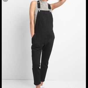 GAP Slouchy Relaxed Fit Overalls Tall Inseam